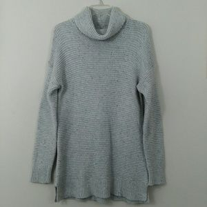 Lands' End Chunky Knit  Sweater Tunic/Dress Sz M